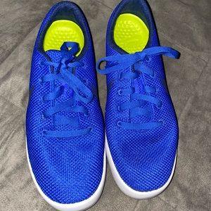 Nike Air Max 24-7 Blue never worn